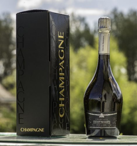 Cuvée Blanc de noirs - Champagne Vincent Bennezon