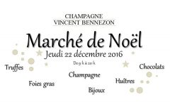 Marché de Noël - 22 décembre 2016