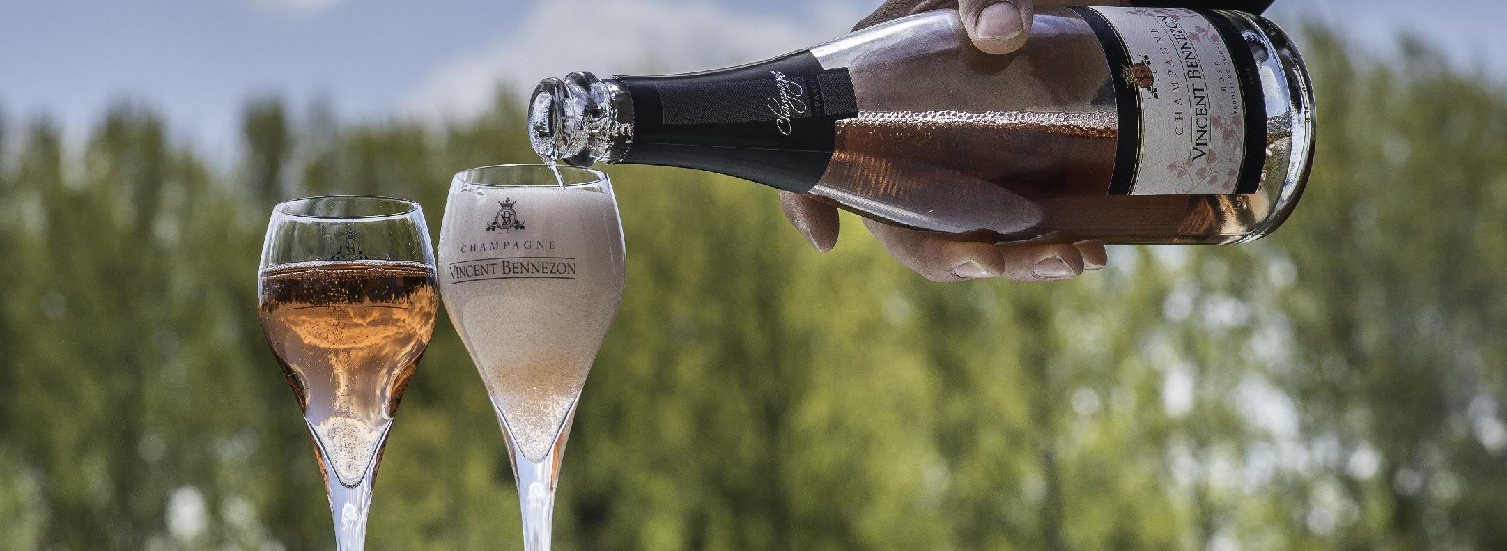 Champagne Vincent Bennezon