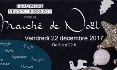 Marché de Noël - Courville - 22 décembre 2017
